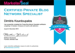 PBN Certification
